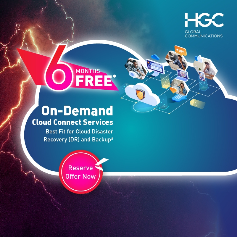 Hgc Cloud Connect Service Homepage