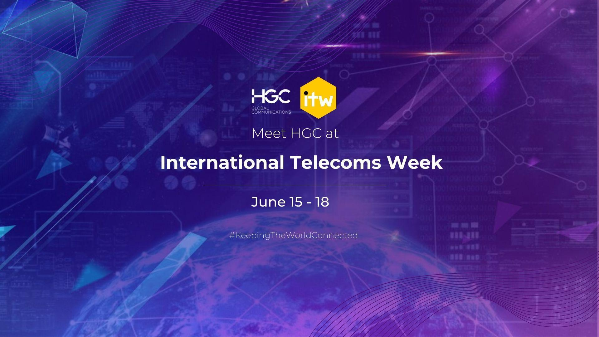 Hgc International Telecoms Week 2020 Homepage Banner
